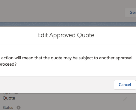 A Smooth Devil of a Salesforce CPQ Approval Process
