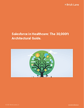 Salesforce in Healthcare & Life Sciences: The Free White Paper