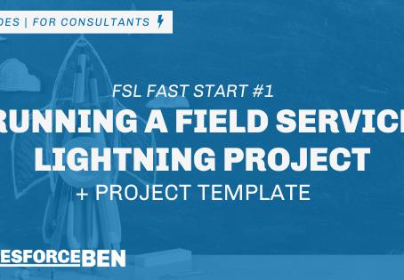 Brick Lane - Field Service Lightning Series on SalesforceBen.com