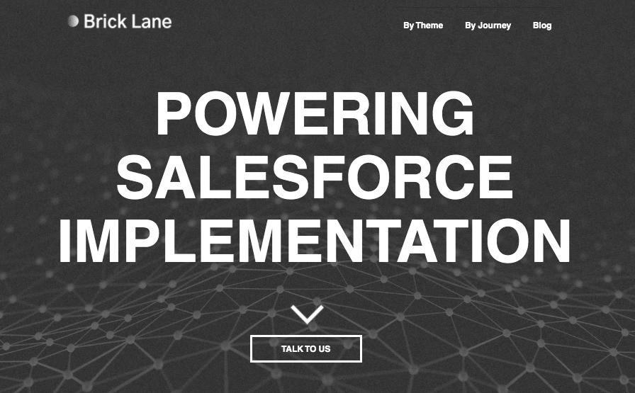 The New Brick Lane Website