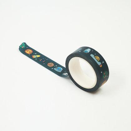 不正常宇宙 / washi paper tape