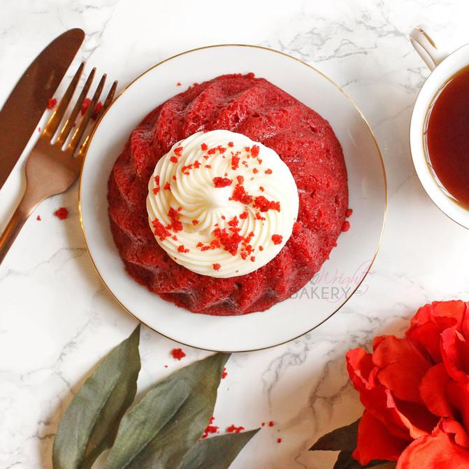 How We Make Southern Red Velvet Cake