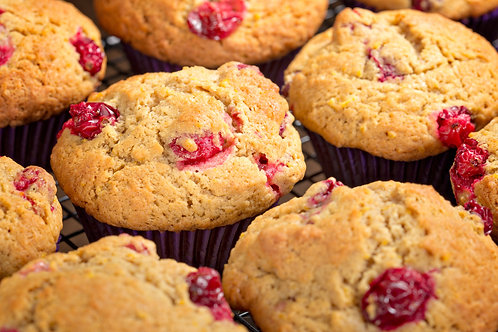 Orange Cranberry Muffin Pack