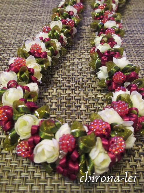 berry beads Lei -ベリービーズ-