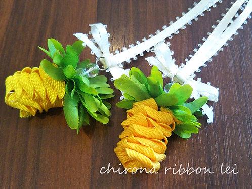 pineapple charm <リックラック>