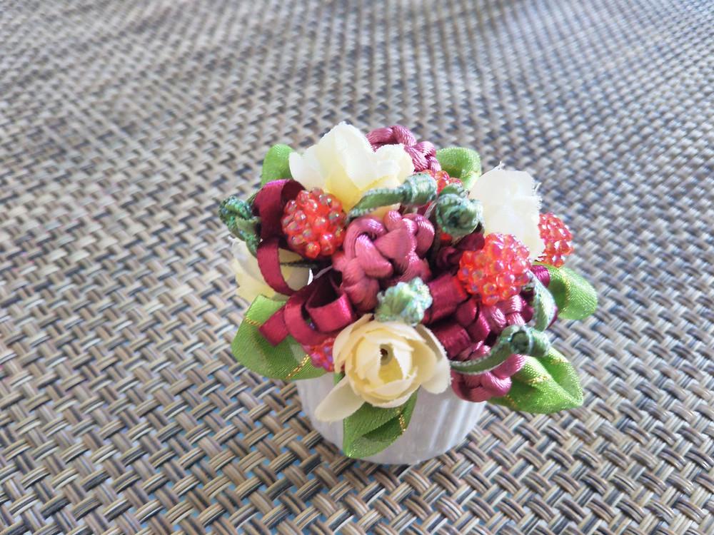 ベリービーズの花束
