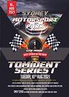 Tomident Series, Eastern Creek Raceway CPD event.