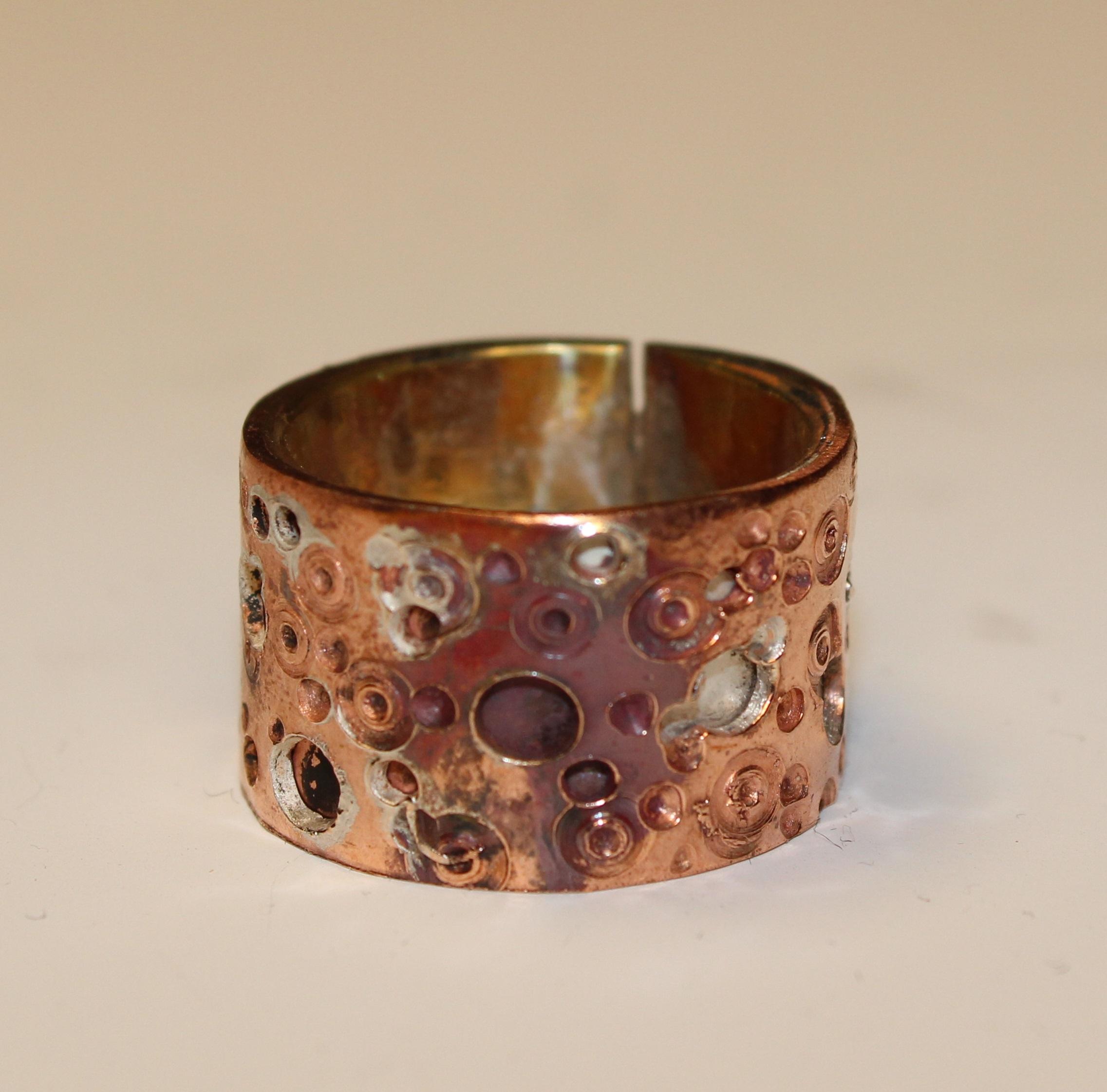rustic ring