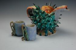 Seedpod Teapot
