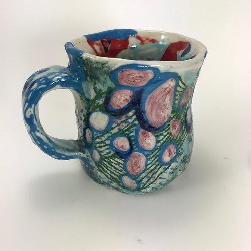 Organic Combustion Petite Mug