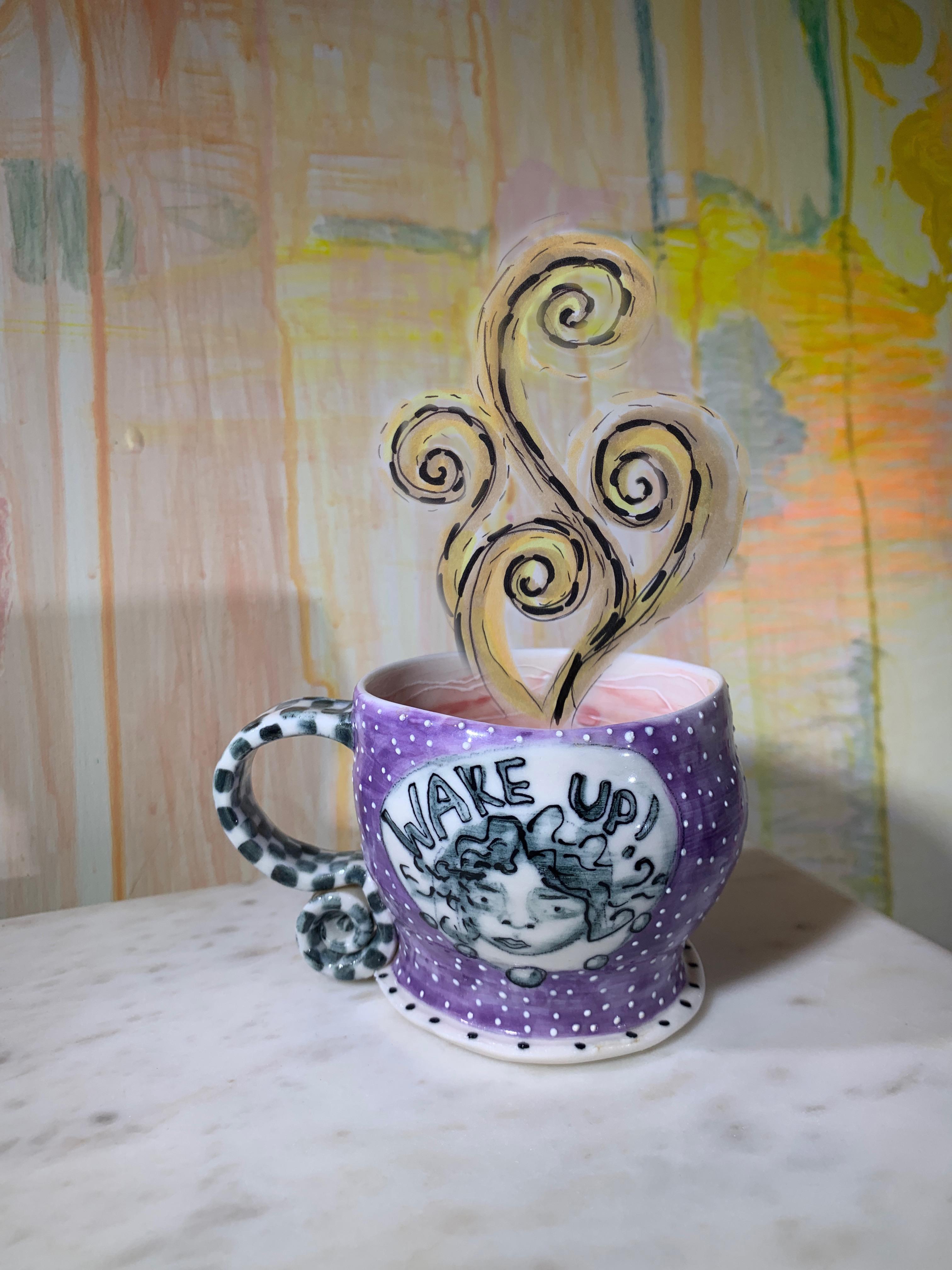 Wake Up! And Have A Good Day Mug