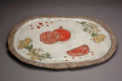 Nature Inspired: Large Platter