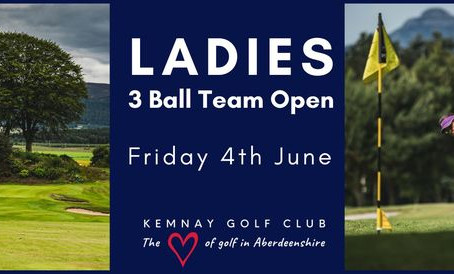 LADIES 3-BALL TEAM OPEN RESULTS