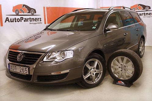 Volkswagen Passat 2.0 FSI (150hk) Nybes (SÅLD)