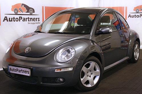 Volkswagen Beetle 1.6 Full/Nyservad/Lågmil