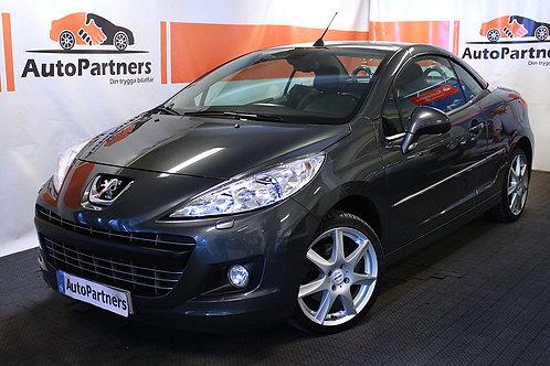 Peugeot 207 CC 1.6VTi CAB SKINN AUX-10