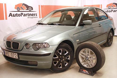 BMW 316 Compact (SÅLD)