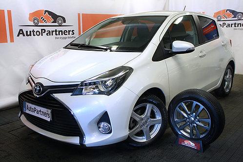 Toyota Yaris 1.33 Executive (SÅLD)