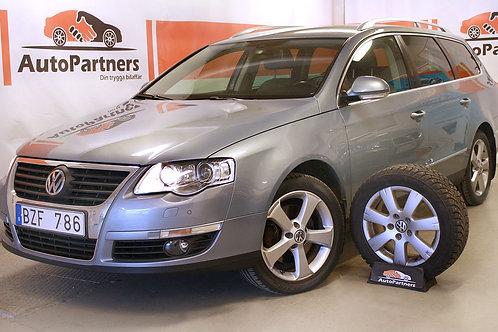 Volkswagen Passat 1.4 TSI (150hk) (SÅLD)