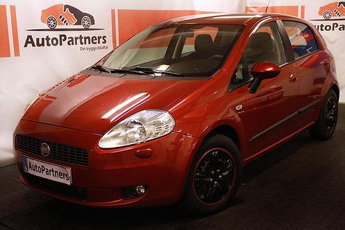 Fiat Grande Punto 1.3 MJT ((SÅLD))