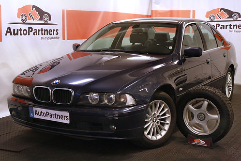 BMW 520i LIMOUSINE (SÅLD)