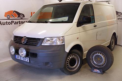 Volkswagen TransporterT5 1.9 TDI Nybes(SÅLD)