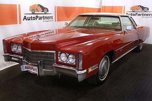 Cadillac Eldorado 8.2 V8 370HK (SÅLD)-71