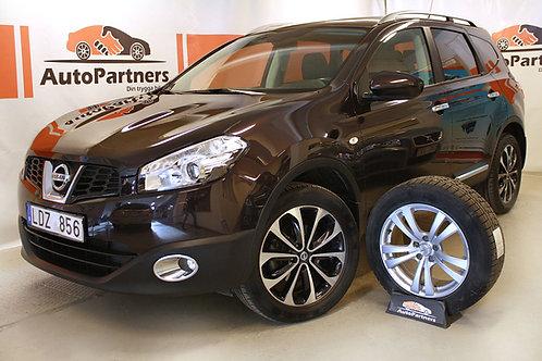 Nissan Qashqai+2 1.6 N-TEC 7sits 3900mil (SÅLD)
