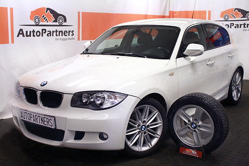"""BMW 118D M-sport 5dr """"SÅLD"""" -11"""