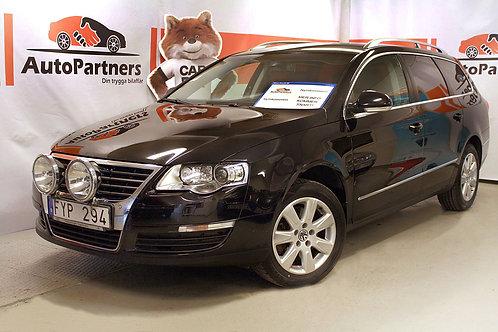 Volkswagen Passat 1.4 TSI EcoFuel DSG (SÅLD)