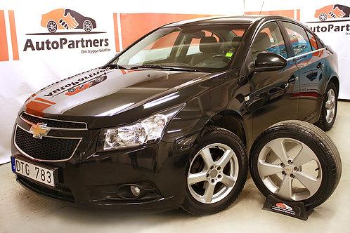 Chevrolet CruzeLT 1.8 141hk (SÅLD)