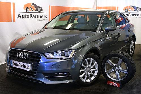 Audi A3 1.4TFSI ((SÅLD))