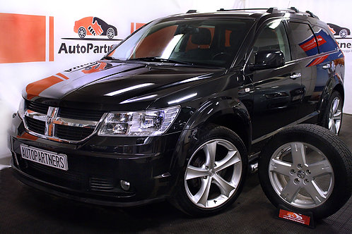 Dodge Journey 2.0CRD (SÅLD)-11