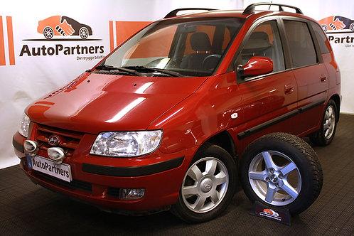 Hyundai Matrix 1.8 125hk ¤¤SÅLD¤¤