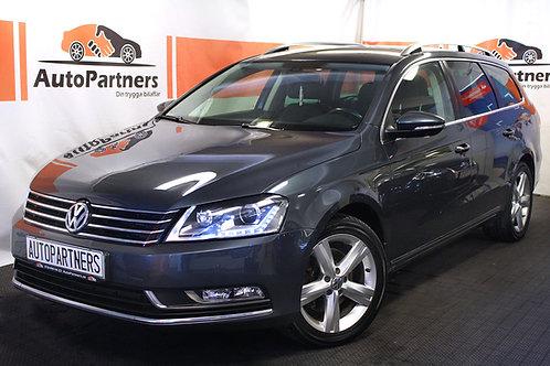 VW Passat 2.0TDI (SÅLD)  -12