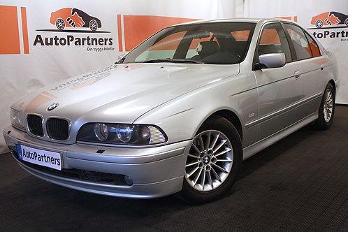 BMW 525IA LIMOUSINE 192hk (SÅLD)