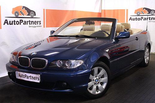 BMW 320CI CABRIOLET (SÅLD) -05