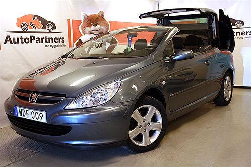 Peugeot 307 CC 2.0 Ny kamrem / (SÅLD)-05