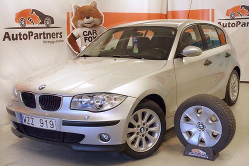 BMW 116 i 5dr 1-ägare 8000mil Fullservad(SÅLD)