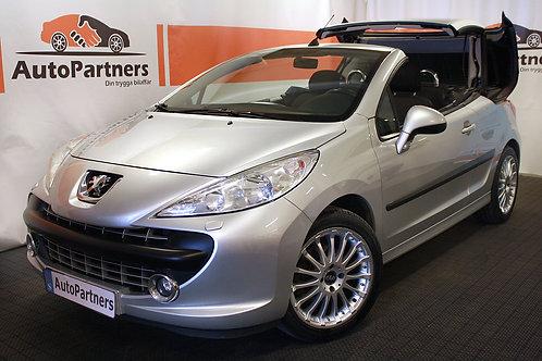Peugeot 207 CC 1.6 VTi Kamkedja ¤¤SÅLD¤¤