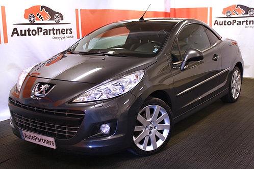 Peugeot 207 CC 1.6 VTi ¤¤SÅLD¤¤