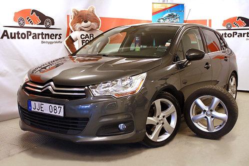 Citroën C4 1.6 HDi AUT Full-Ser (SÅLD)