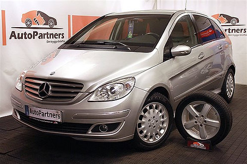 Mercedes-Benz B 170 lågmil ¤¤SÅLD¤¤