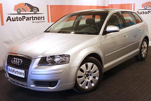 Audi A3 1.9 TDI Nykamrem ((SÅLD))