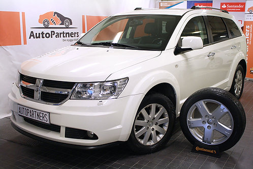 Dodge Journey 2,7 FFV 7-SITS DVD B.KAM