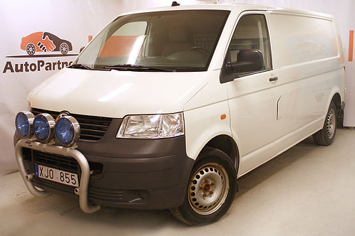 Volkswagen TransporterT5 1.9 TDI ((SÅLD))