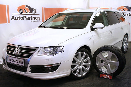 VW Passat 2.0TDI (SÅLD) -10