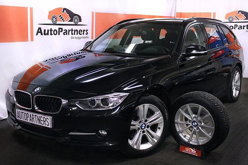 BMW 320D xDrive 4WD (SÅLD)