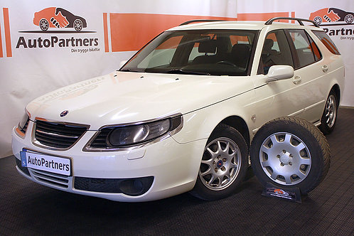 Saab 9-5 2.0t Biopower (SÅLD)