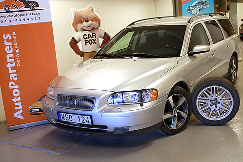Volvo V70 2.4 (170hk) Business AUT (SÅLD)